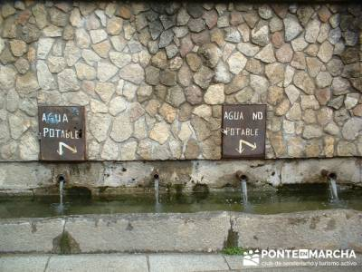 Cabezuela del Valle - Valle del Jerte; senderismo joven madrid